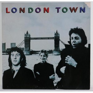 The Wings / London Town