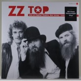 ZZ Top / Live At Capitol Theatre New Jersey 1980